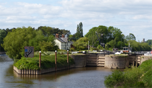 View Of Lock